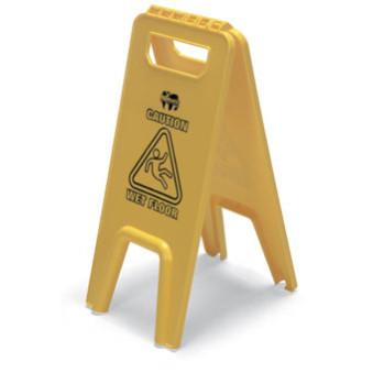 2 Piece Wet floor Sign