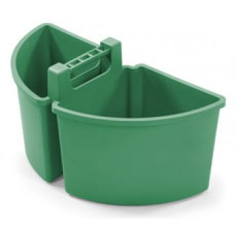 10L Caddy with Handle for NC Green