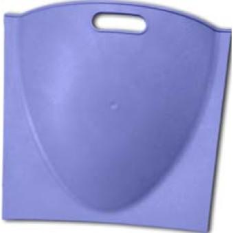 Divider Plate Blue