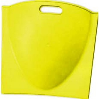 Divider Plate Yellow