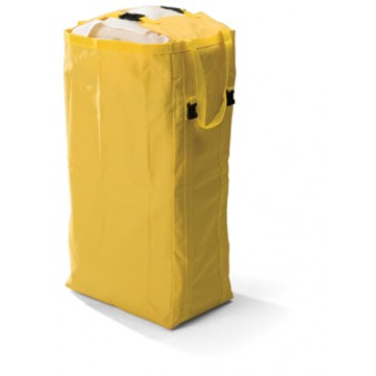 100L Yellow Canvas Bag