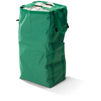 100L Green canvas Bag