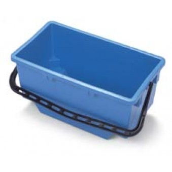 18L Wide Bucket Blue