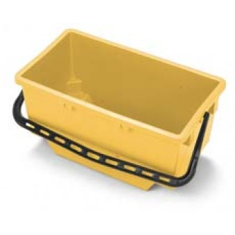 18L Wide Bucket Yellow