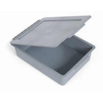 Deep 120mm Full tray No Divisions & Lid