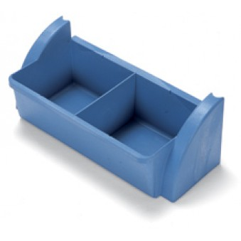Half Tray with Divider