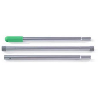 3pc Galvanized Handle Green