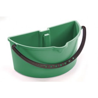 14L Mop Bucket Green