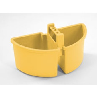 4L Caddy with Handle for NC Yellow
