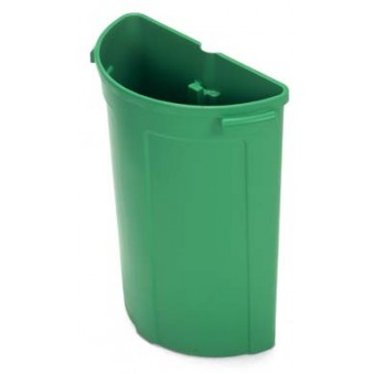 70L Waste Unit Green