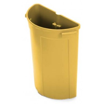70L Waste Unit Yellow