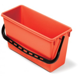 15L Wide Bucket Red
