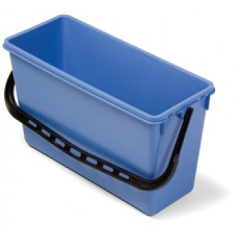 15L Wide Bucket Blue