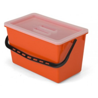 22litre MopMatic Dirty Mop Bucket & Lid