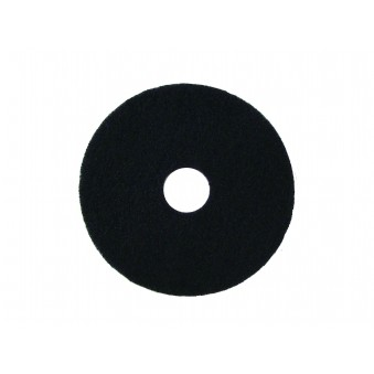 330mm Heavy Duty Scrub Pads 5 per pack (Black)
