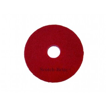 400mm Polish Pads 5 per pack (Red)