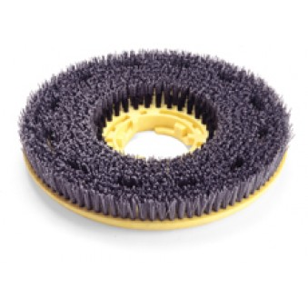 450mm Longlife Heavy duty Scrub / Strip Brush (Black)