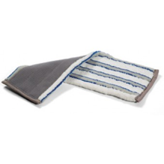 40cm Nylostripe Horizontal - Velcro - Blue