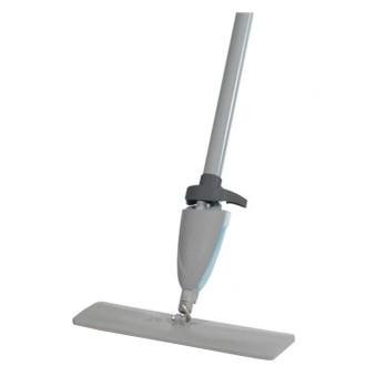 SM40G Spray Mop c/w 1x40cm Standard Nylostripe Horizontal Blue Mop Head (Pocket Elastic)