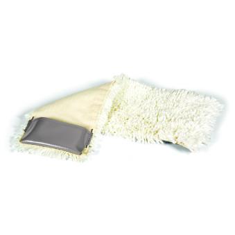 40cm Loop Mop Head Pocket - Plastic