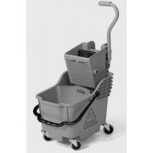 HB1812 Double Mop System Grey