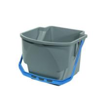 MMT Bucket (Grey) (Blue Handle) (16 liter)