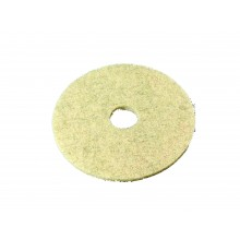 400mm Burnishing Pads 5 per pack (Tan)