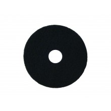 425mm Heavy Scrub Pads Black (pack of 5)