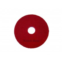425mm Polish Pads Red (pack of 5)