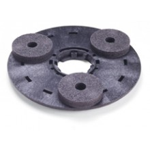 400mm Carbotex 3 Head Grinding Disc