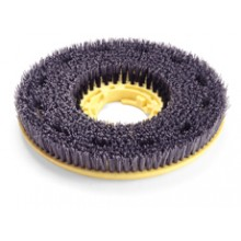 450mm Longlife Heavy duty Scrub / Strip Brush (Black)