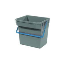 TM Bucket (Grey) (Blue Handle) (15 liter)