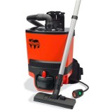 RSB140/2 Battery Cordless Back Pack Vac (Dry)