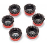Replacement 6 Segments for Spirotex Brush